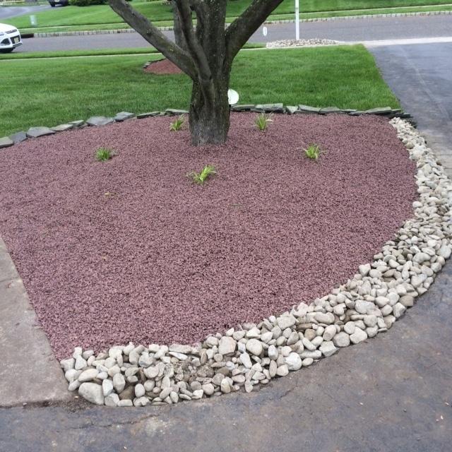 Tree-stones-mulch